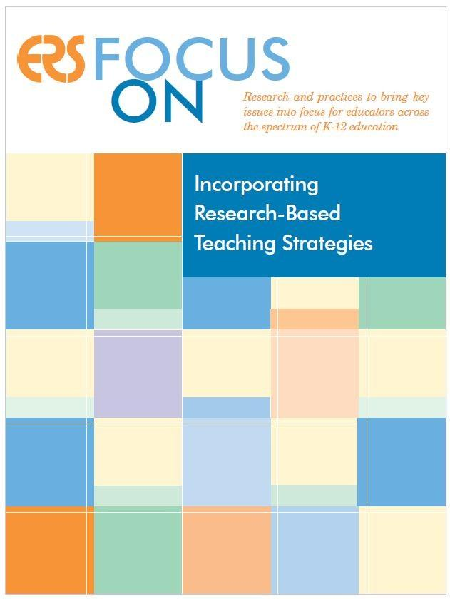 Fo Incorporating Research Based Teaching Strategies Pathway Book