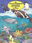 The Polar Seas Encyclopedia Coloring Book