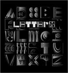 Letters: Building An Alphabet with Art and Attitude, HC