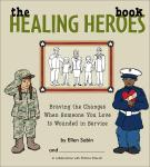 The Healing Heroes Book, spiralbound