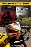 Three British Mystery Novels, PPB