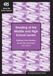 Reading at the Mid/High School Levels, PPB